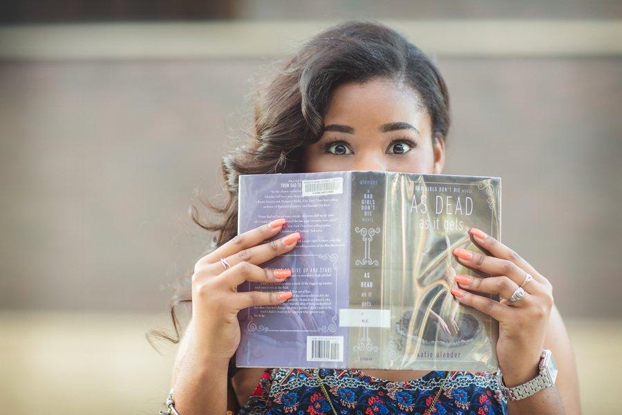 Frisco High School Senior Photos Kalela Reading