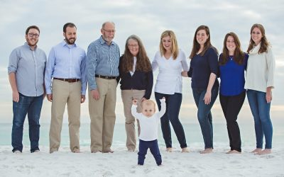 Crystal Beach Family Photos | Destin, FL | Goldberg Family